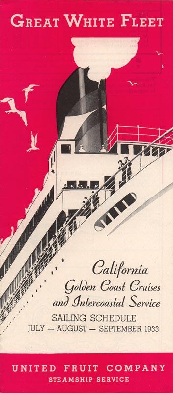 Great White Fleet 1933
